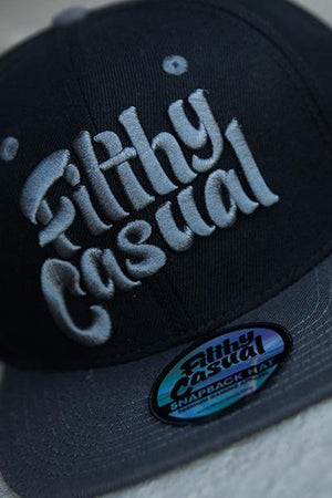 Blade Snapback - Filthy Casual Co.
