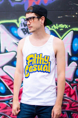 Casual Trainer Tank - Filthy Casual Co.