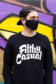 Doodle Mask - Filthy Casual Co.