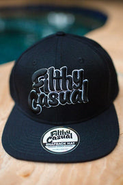 Eclipse Snapback - Filthy Casual Co.
