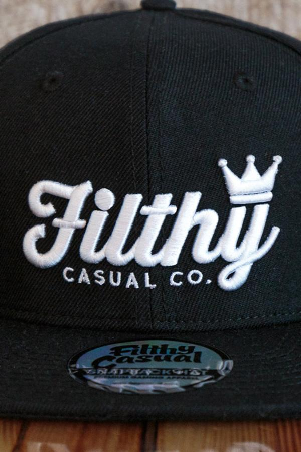 Empire Snapback - Filthy Casual Co.