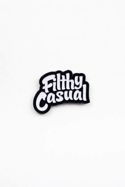 FC Logo Pin - Filthy Casual Co.