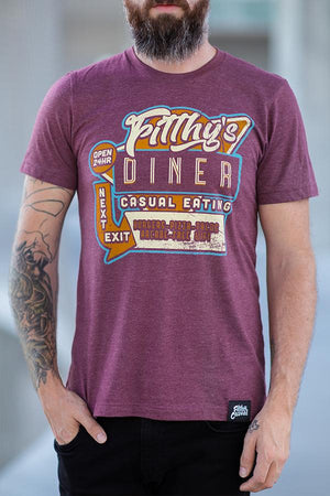 Filthy's Diner T-Shirt - Filthy Casual Co.