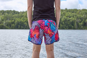 Flora Board Shorts - Filthy Casual Co.
