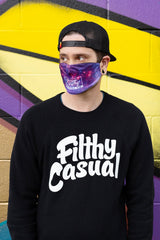 Galaxy Shred Mask - Filthy Casual Co.