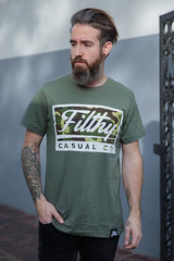 Hidden T-Shirt - Filthy Casual Co.