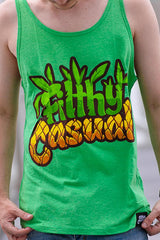 Pineapple Tank - Filthy Casual Co.