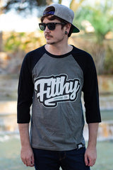 Rise Raglan - Filthy Casual Co.