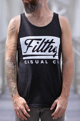 Shred Tank - Filthy Casual Co.