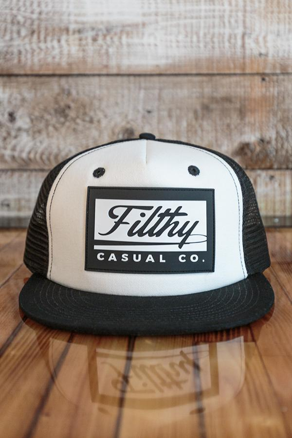 Shred Trucker Hat - Filthy Casual Co.