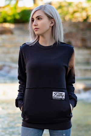 Shredder Pullover - Filthy Casual Co.