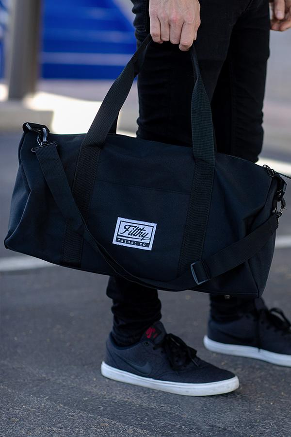 Stash Duffel Bag - Filthy Casual Co.