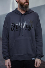 Stealth Hoodie - Filthy Casual Co.