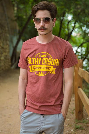 Summer Camp T-Shirt - Filthy Casual Co.