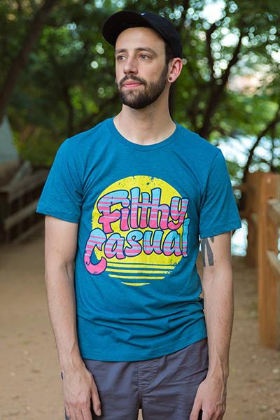 Sunrise T-Shirt - Filthy Casual Co.