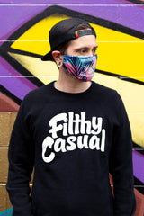 Tropical Shred Mask - Filthy Casual Co.