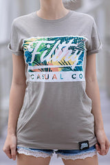 Tropical Shred T-Shirt - Filthy Casual Co.