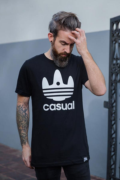 Ultra Black T-Shirt - Filthy Casual Co.