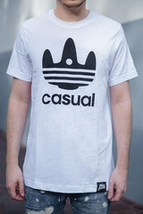 Ultra White T-Shirt - Filthy Casual Co.