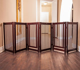 Primetime Hardwood 360 Configurable Pet Gate