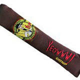 Organic Catnip Cigar individual detail Brown