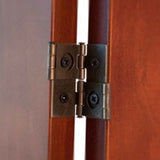 Primetime Configurable 360 Gate hinge detail