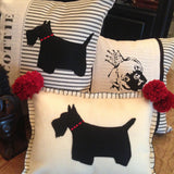 Grouping of Animal Lover Pillows collection