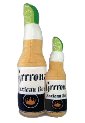 Grrrona Beer Bottle Toy