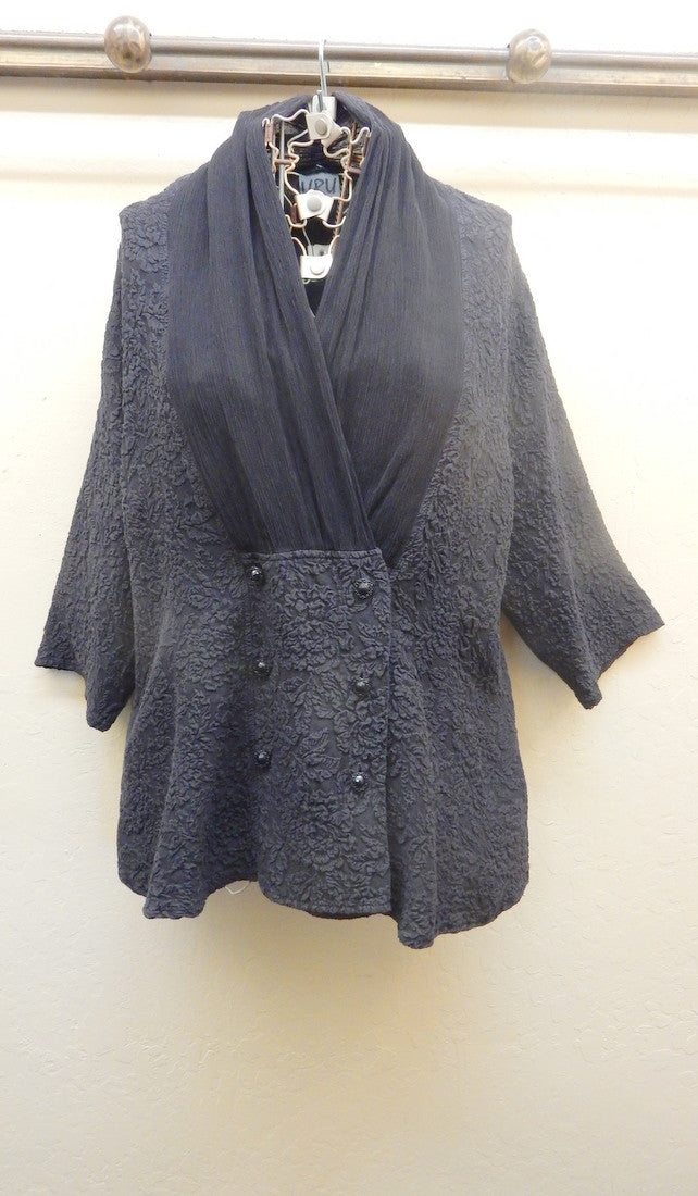 Shawl Collar Top