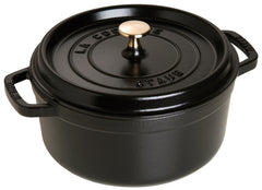 Staub Black Dutch Oven $99