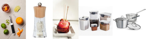 Product Demonstration Items at Culinary Apple