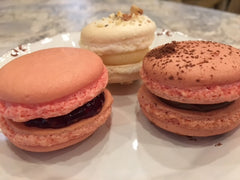 Macaroon Trio from Siren Song Winery at Lake Chelan