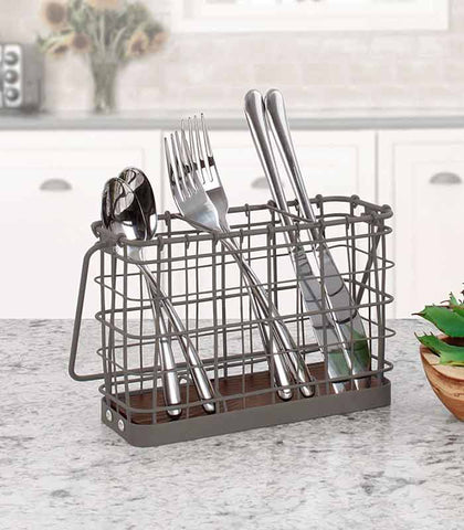 Spectrum Madison Silverware Caddy at Culinary Apple
