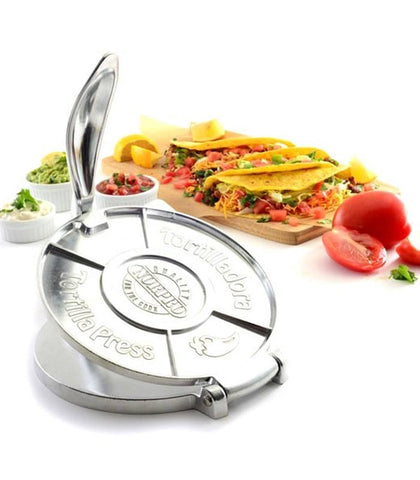 "8"" Tortilla Press at Culinary Apple"