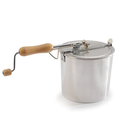 Old Fashioned Crank Popcorn Maker