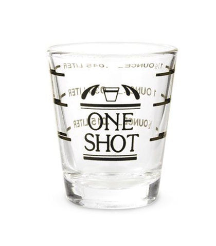 TRUE Measured Shot Glass at Culinary Apple
