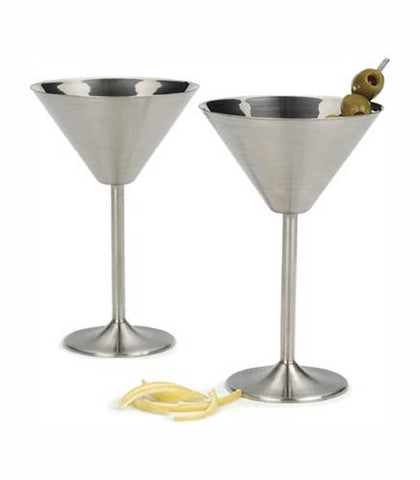 RSVP Martini Glass at Culinary Apple