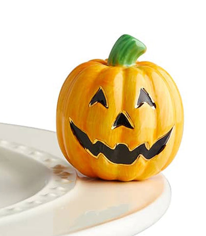 Nora Fleming Mini Jack o'Lantern at Culinary Apple