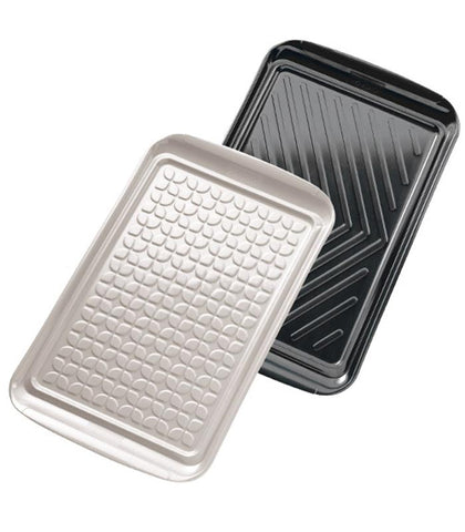 Prep & Serve BBQ Trays (Set of 2)