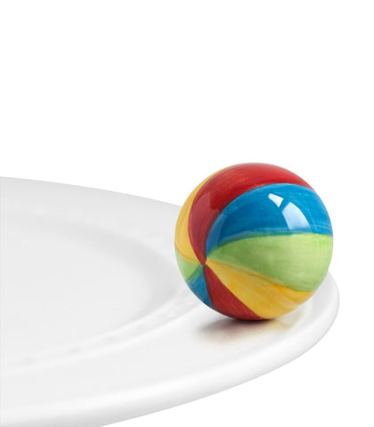 Nora Fleming Mini Beach Ball at Culinary Apple