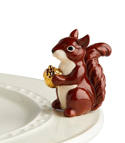 Nora Fleming Squirrel Mini at Culinary Apple