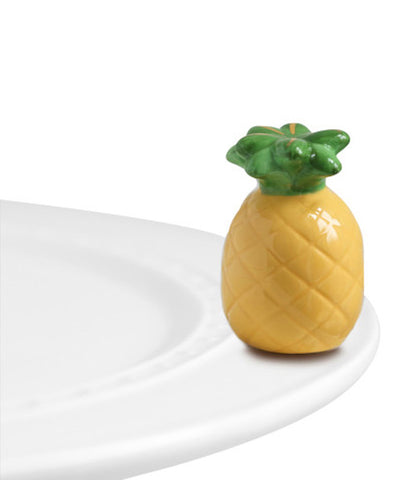 Nora Fleming Mini Pineapple at Culinary Apple
