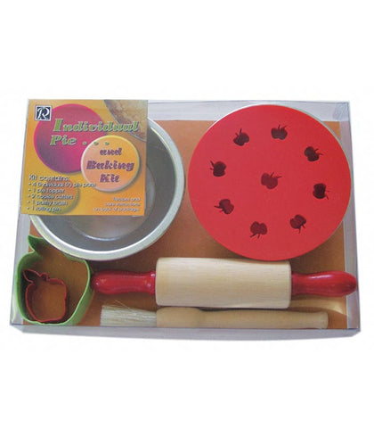 Individual Apple Pie Baking Kit