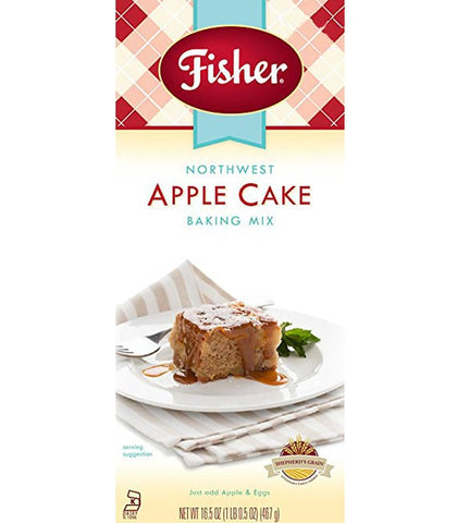 Fisher Apple Cake Mix