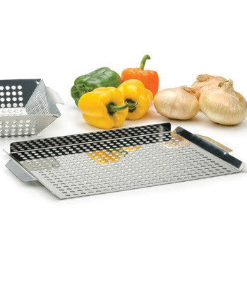 Stainless Steel Grilling Pan