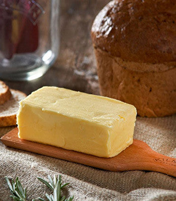 Make your own homemade butter