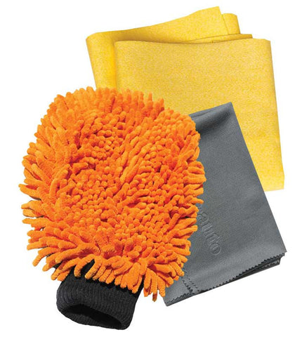 Microfiber Car Cleaning Kit from E-cloth