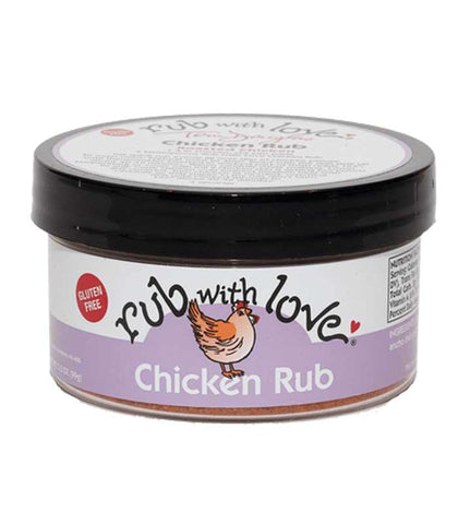 Rub With Love: Chicken Rub