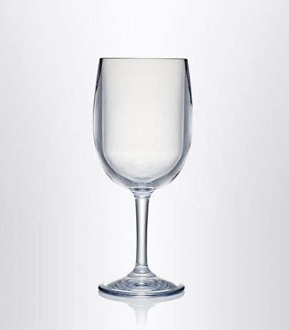 Unbreakable Wine Glass by Strahl