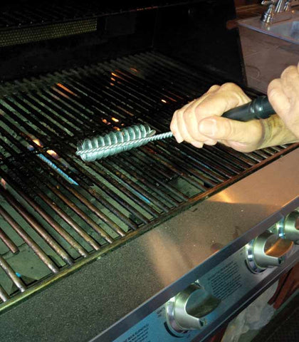 Clean your Grill without Bristles!